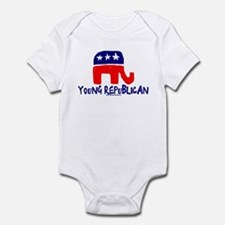 Young Republican Infant Bodysuit