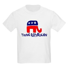 Young Republican Kids T-Shirt