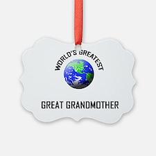 GREAT-GRANDMOTHER Ornament