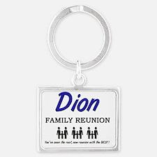 Dion Landscape Keychain
