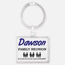 Dawson Landscape Keychain