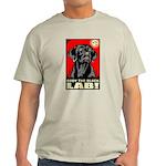 Obey the Black Lab! 06 Ash Grey T-Shirt