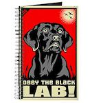 Obey the Black Lab! 06 Propaganda Journal