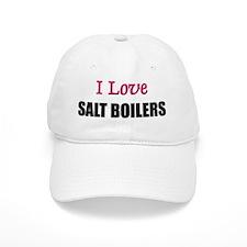 SALT-BOILERS63 Baseball Cap