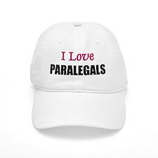 PARALEGALS90 Baseball Cap