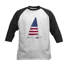 American Dinghy Sailing Tee