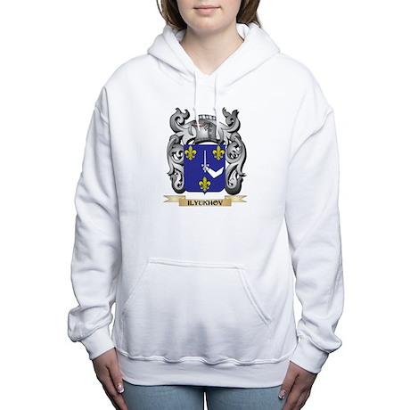 Ilyukhov Coat of Arms - Family Crest Sweatshirt