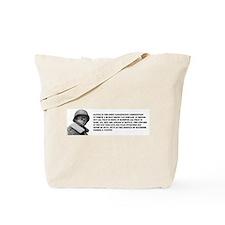Patton Quote - Battle Tote Bag