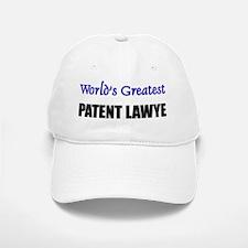 PATENT-LAWYE23 Baseball Baseball Cap