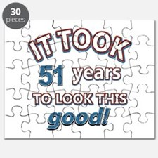 51st year designs Puzzle