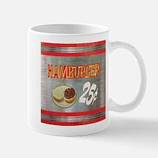 Hamburger 25cents-12 Mug