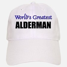 ALDERMAN113 Baseball Baseball Cap