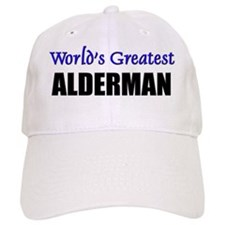 ALDERMAN113 Baseball Cap