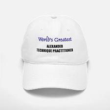 ALEXANDER-TECHNIQUE-87 Baseball Baseball Cap
