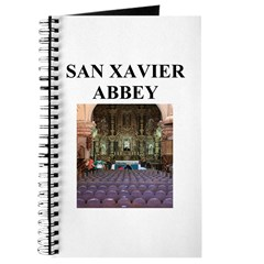 san xavier abber on gifts and Journal
