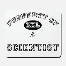 Scientist7 Mousepad