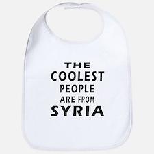 The Coolest Syria Designs Bib