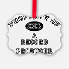 Record-Producer40 Ornament