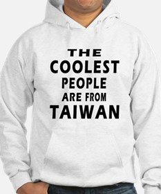 The Coolest Taiwan Designs Hoodie