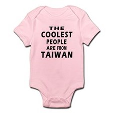The Coolest Taiwan Designs Infant Bodysuit