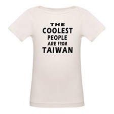 The Coolest Taiwan Designs Tee