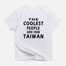 The Coolest Taiwan Designs Infant T-Shirt