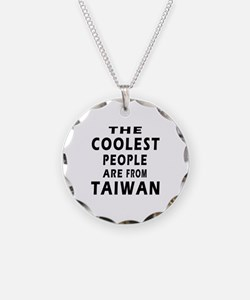 The Coolest Taiwan Designs Necklace