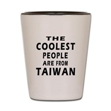 The Coolest Taiwan Designs Shot Glass