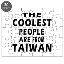 The Coolest Taiwan Designs Puzzle