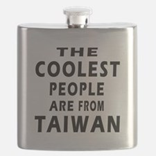 The Coolest Taiwan Designs Flask