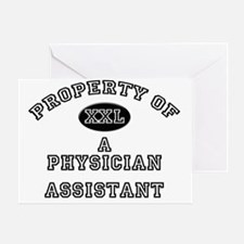 Physician-Assistant149 Greeting Card