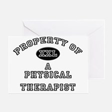 Physical-Therapist11 Greeting Card