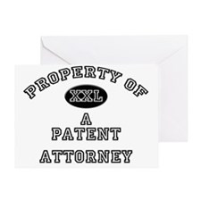 Patent-Attorney71 Greeting Card