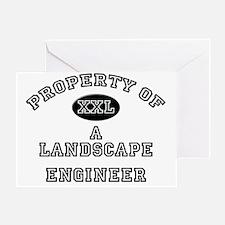 Landscape-Engineer89 Greeting Card