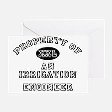 Irrigation-Engineer37 Greeting Card