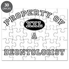 Deontologist144 Puzzle
