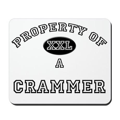 Crammer68 Mousepad