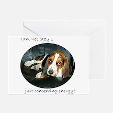Bassett Love Greeting Cards (Pk of 10)