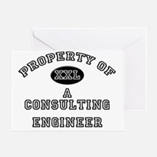 Consulting-Engineer9 Greeting Card