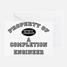 Completion-Engineer54 Greeting Card