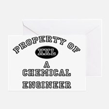 Chemical-Engineer109 Greeting Card