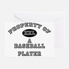 Baseball-Player117 Greeting Card