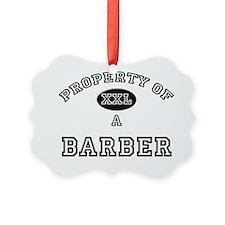 Barber94 Ornament