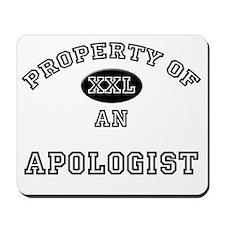 Apologist95 Mousepad