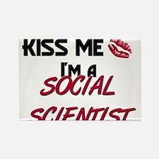 SOCIAL-SCIENTIST37 Rectangle Magnet