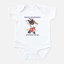 C MM COA Infant Bodysuit