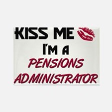 3-PENSIONS-ADMINISTRAT97 Rectangle Magnet