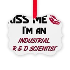 INDUSTRIAL-R--D-SCI117 Ornament