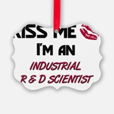 INDUSTRIAL-R--D-SCI117 Ornament