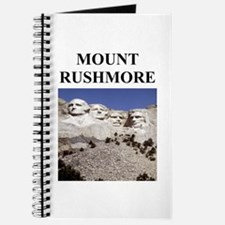 mount rushmore gifts and t-sh Journal
